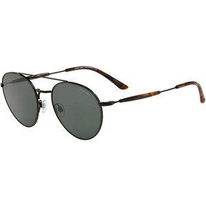 New Giorgio Armani Black Sunglasses